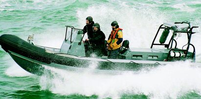 Chatham Safety Boat Services Providing Safety Boat Hire Across Kent