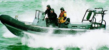 Safety Boat Services For Construction And Events